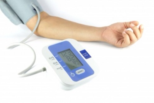 Improving resting blood pressure is a measurable goal.