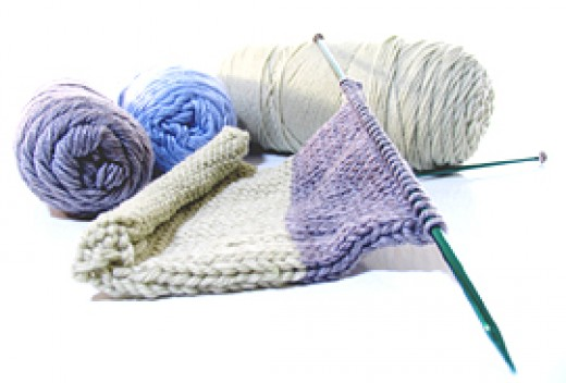 Knitting and Crocheting can earn you additional cash