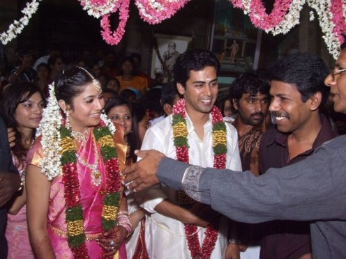 Famous and Talented South Indian Actress Sangeetha Wedding Pictures Image 4