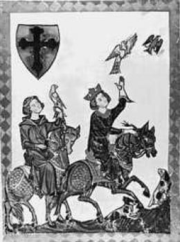 Tostig was hunting with his brother-in-law King Eadward when news of the rebellion came.