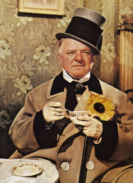 William Claude Dukenfield, better known as W.C. Fields was an American actor, comedian and writer.