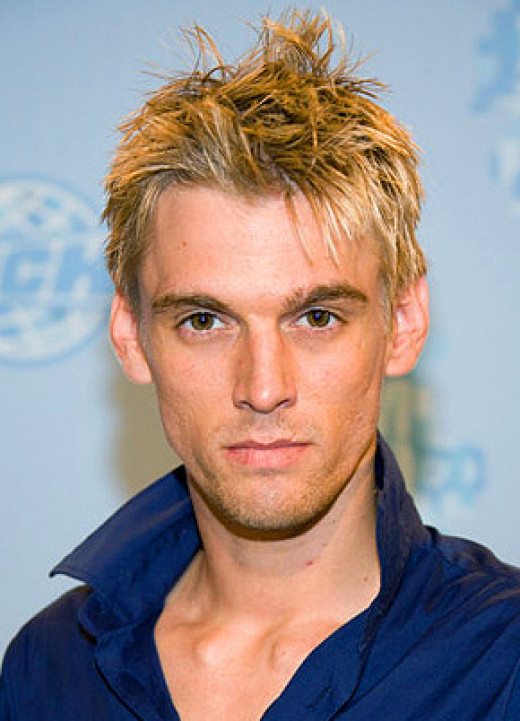 How Aaron Carter looks now