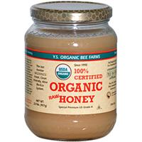 Y.S. Bee Farms Raw Organic Honey