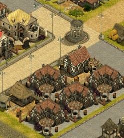 A Guide to Goldentowns (browser game using actual gold)