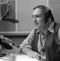 Jean Shepherd, the voice behind A Christmas Story, and a master storyteller/humorist