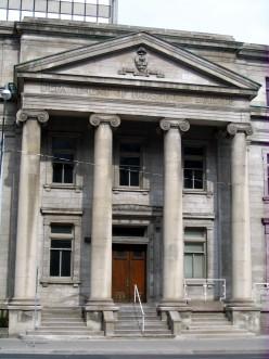 The Lillian Massey Household Sciences Building, Toronto, Canada.
