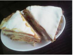 Lasagna Cheese Overload