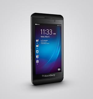 BlackBerry Z10- A revolution