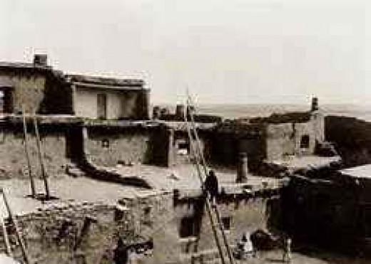 Zuni pueblos