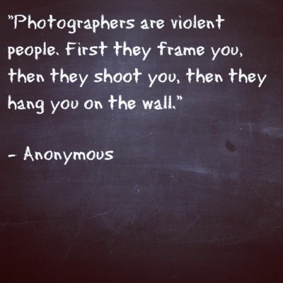 A little photography humor...
