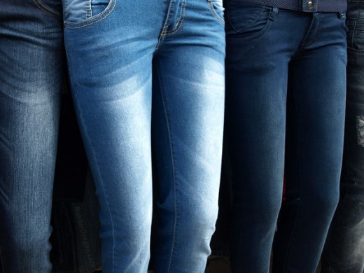 Every woman in the world wants a pair of jeans that look and feel fabulous! NYDJ's did that for me!