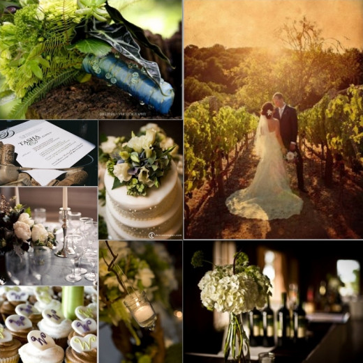 Wine Country Wedding Ideas
