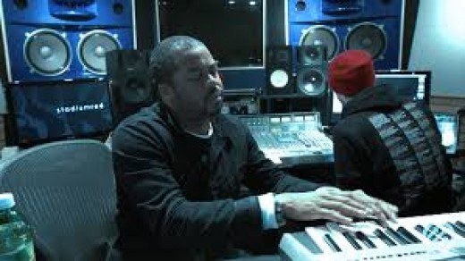 Famous Music Producer Just Blaze