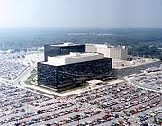 NSA HQ in FORT MEADE, MD