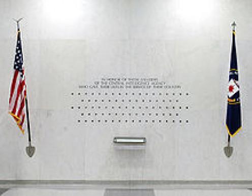CIA WALL OF HEROS