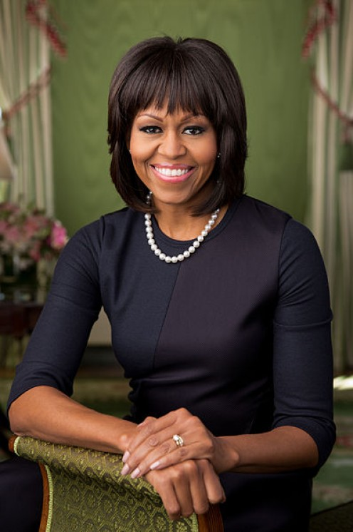 Michelle Obama January 17, 1964