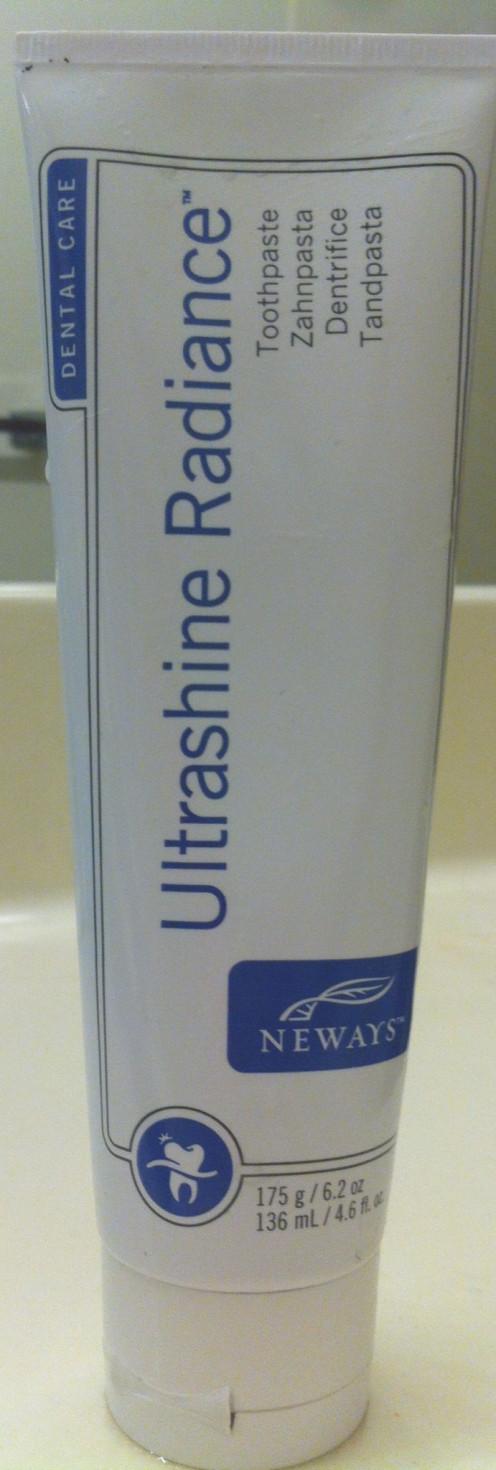 Neways Ultrashine Radiance Toothpaste