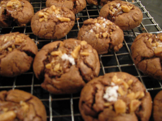 For Chocolate Lovers Only Cookies With Additional Ingredients That Make Them Extra Yummy
