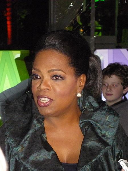 Oprah Winfrey January 29, 1954