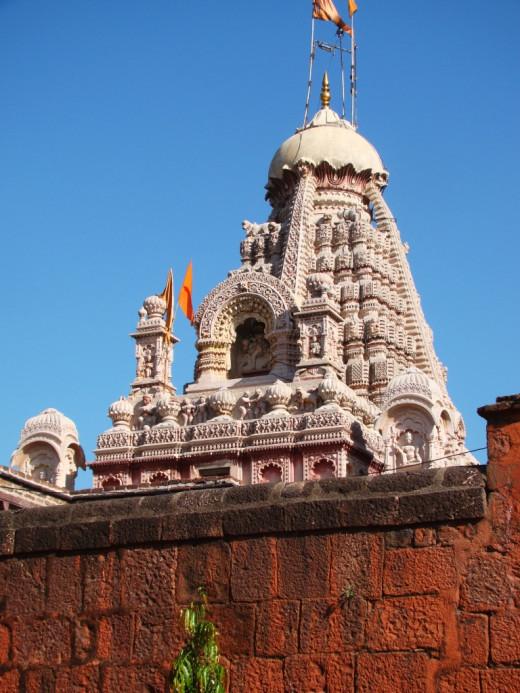 Ghushmeswar temple, Ellora 1