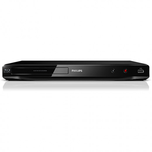 A blu-ray player is essential for the proper home-theatre experience