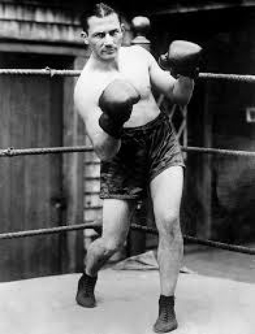 Benny Leonard is one of the best lightweight champions in boxing history.