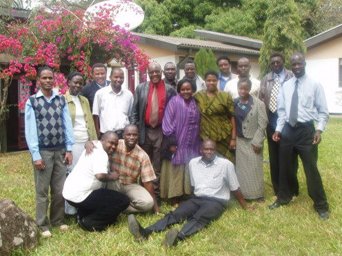 If leaders of grass root organizations are given knowledge and facilitation, they are empowered to lead and guide communities towards addressing needs.