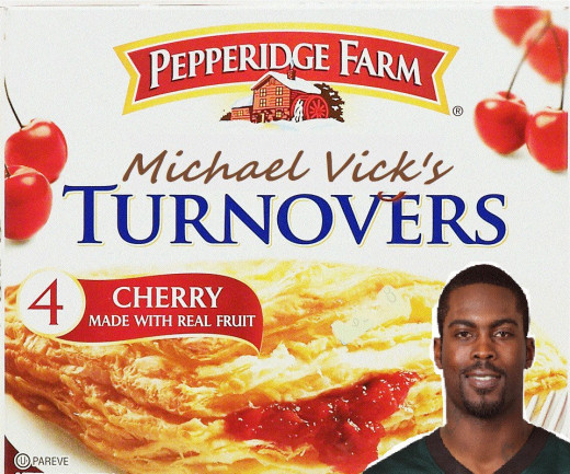 Turnover-Machine Michael Vick