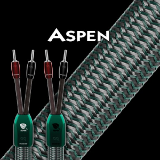High End Speaker Cable from Audioquest