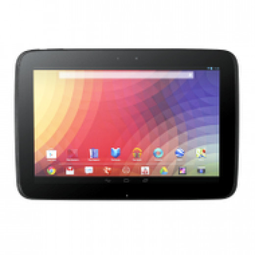 Nexus 10 Tablet with Android Operating System