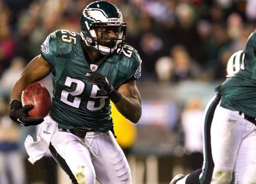 NFL Rushing Leader LeSean McCoy