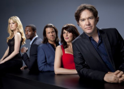 Do you enjoy the show Leverage on TNT?