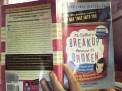 It's Called A Break Up Because It's Broken: A Book Review