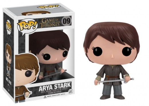 Arya Stark - The Lost Princess