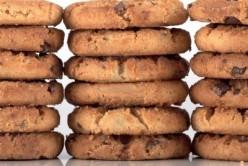 Warm Soft Chocolate Chip Cookies