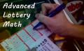 Advanced Lottery Math