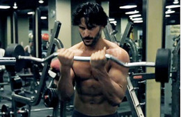 Joe Manganiello makes a Good Wolf