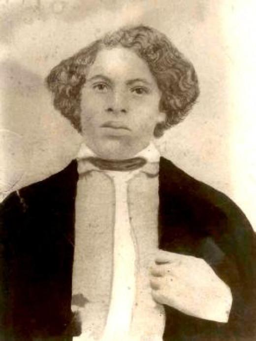 Joshua Lyles, founder of Lyles Station