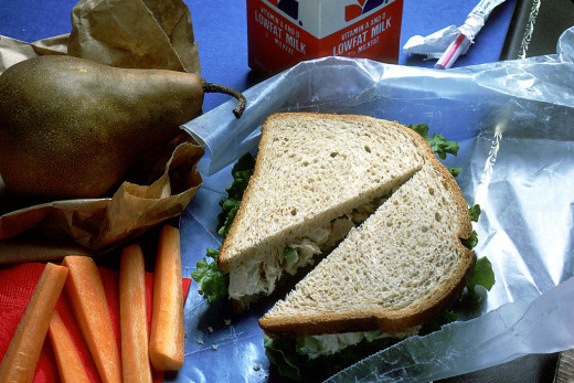 Pack a Healthy (and Inexpensive) Lunch for Work