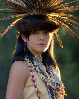 Native Island Dancer