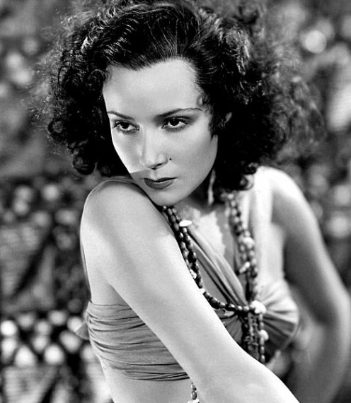 Del Río in The Bird of Paradise (1932)