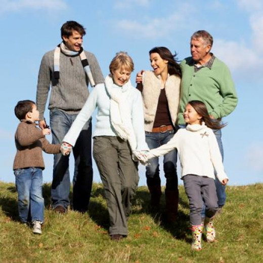 It is imperative that all adults in a blended family get along. Healthy communication between adults will assure healthy adjusted children.