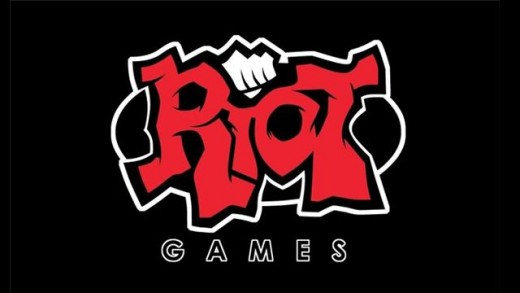 Riot logo, copyright Riot Games, Inc.