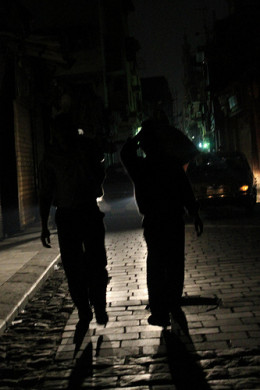 In the dark... from Mo'men Nabil flickr.com