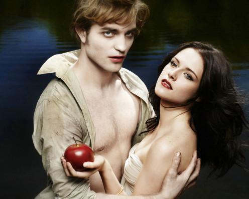 Twilight Saga - Edward and Bella