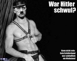 5 Bizarre Facts About Hitler