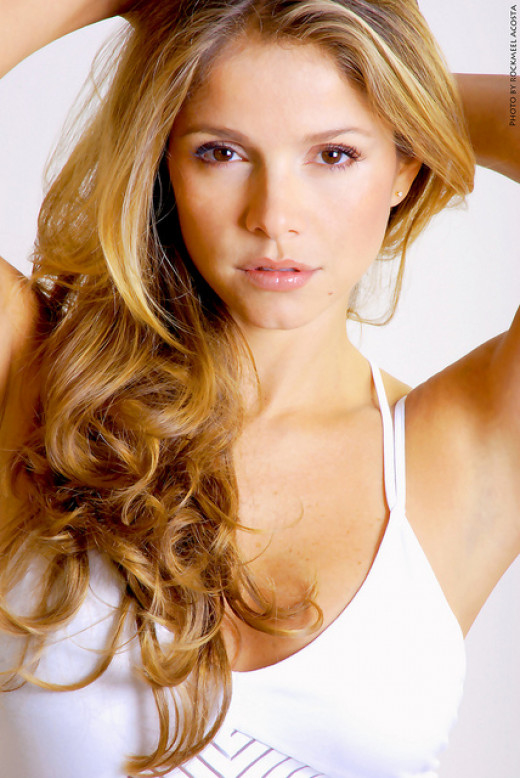 Carla Rodriguez - Juan Pablo's Ex Girlfriend