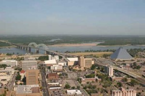 The region in the Mid-South that became my home during my youth.