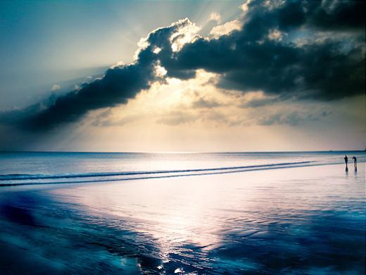 Spectacular Radhanagar Sea Beach
