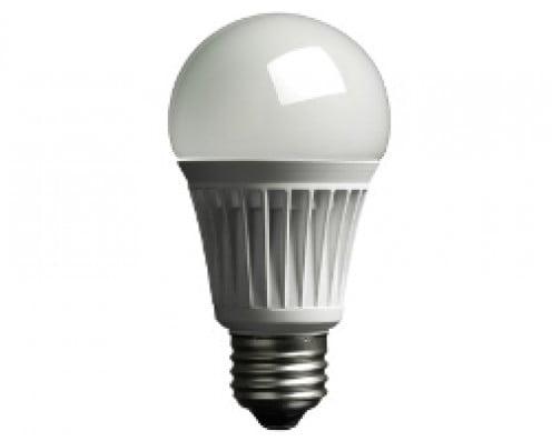 Typical LED light bulb.
